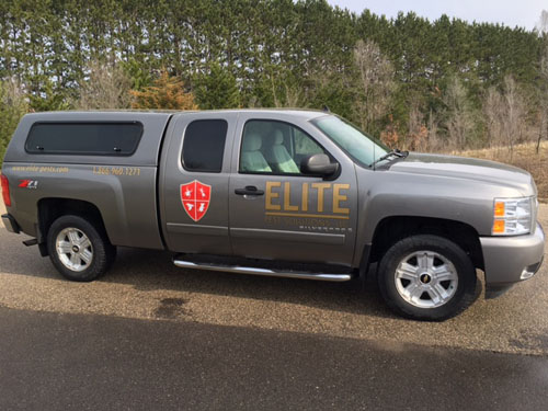 Elite Pest Solution LLC Truck
